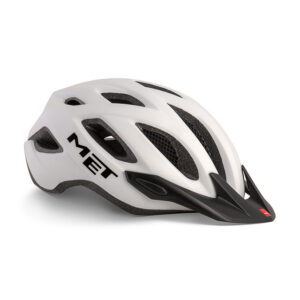MET Crossover Helm weiss M
