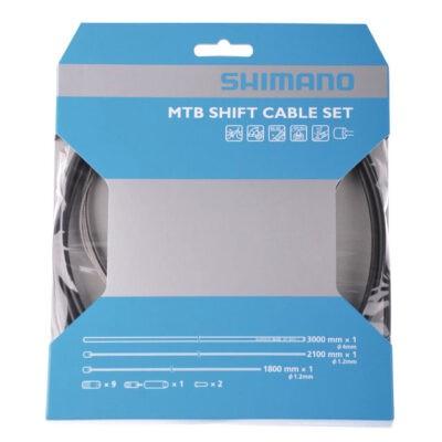 Shimano-Schaltzugset-MTB-Optislik