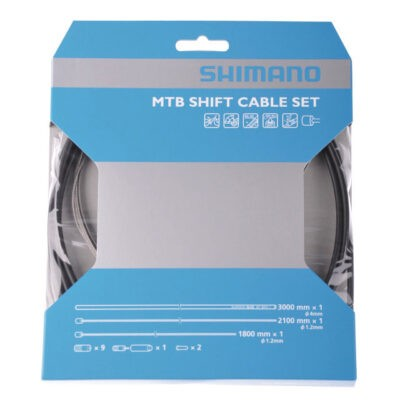 Shimano-Schaltzugset-XTR-MTB-Polymer