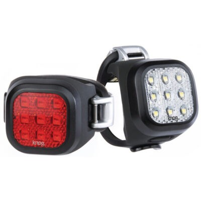 Knog Lichtset Blinder Mini Niner black