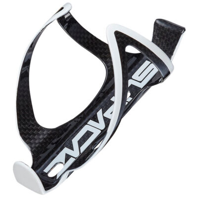 Bidonhalter-Fly-Cage-Carbon-White
