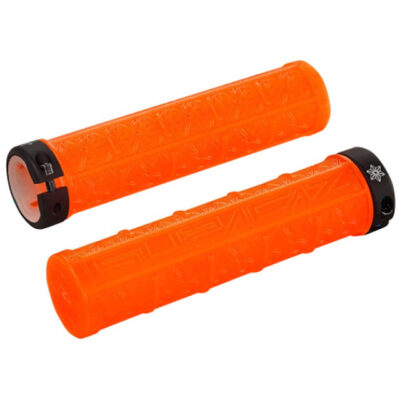 Lenkergriffe-Grizips-Neon-Orange