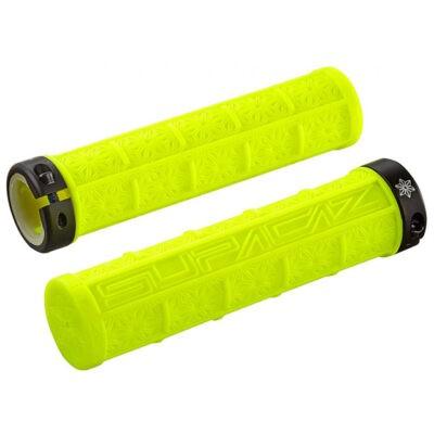 Lenkergriffe-Grizips-Neon-Yellow