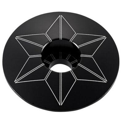 Vorbaukappe-Star-Capz-Black