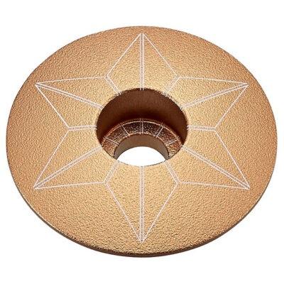Vorbaukappe-Star-Capz-Gold