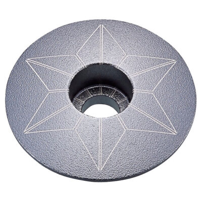 Vorbaukappe-Star-Capz-Gun-Metal