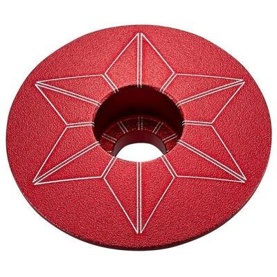 Vorbaukappe-Star-Capz-Red