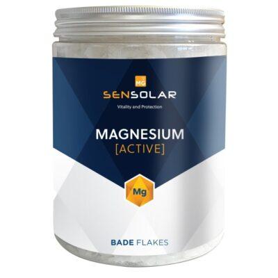 Sensolar Magnesium Bade Flakes