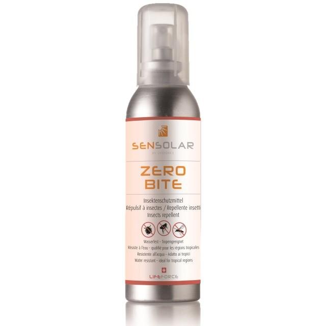 Sensolar ZeroBite Insektenschutzmittel Spray