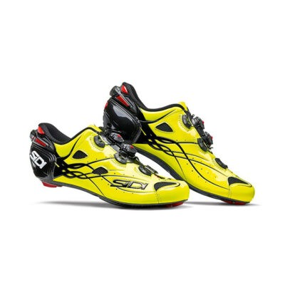 Sidi-Shot-Carbon-Lucido-Road-gelb-fluo